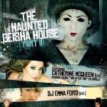 Geisha-DJ-Flyer