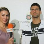 Djokovic Interview