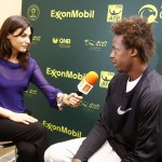 Monfils Interview