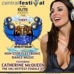Pattaya DJ Flyer